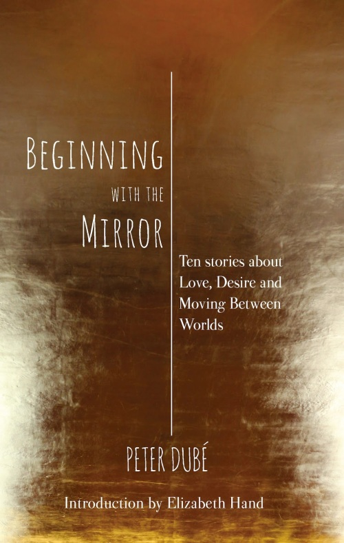 BEGINNING WITH THE MIRROR cover